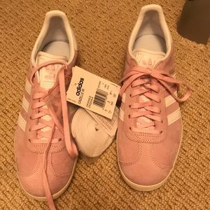 Adidas Gazelle Women's pink shoes